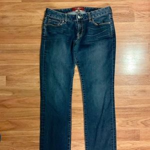 Lucky Brand Jeans - Lucky Brand Straight Legged Jeans